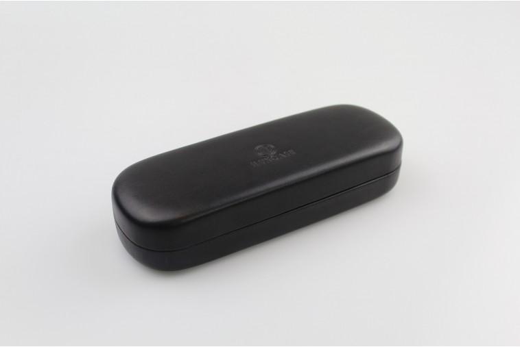 SH6094 Étui à lunettes rectangulaire bords arrondies