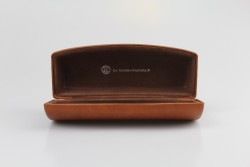 SH6165 Étui pour lunettes rabat géométrique