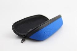 DEVA-6 Étui à lunettes EVA bleu
