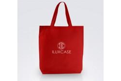SC1815 Tote bag coton sergé rouge