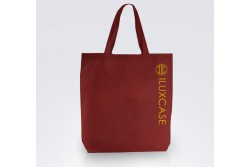 SC1821 Totebag canvas bordeaux