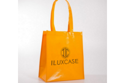 ST3113 Sac cabas orange brillant