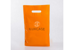 SP2804 Sac plastique orange