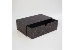 BOX-17 Boîte en carton impression digitale fermeture tiroir