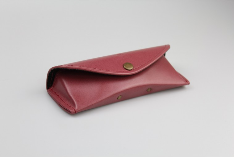 BLA -31-3 Étui à lunettes semi-rigide rose