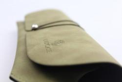 CER8711-2 Étui à lunettes rabat souple