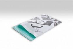 PC4 Pochette e-commerce bleue et grise