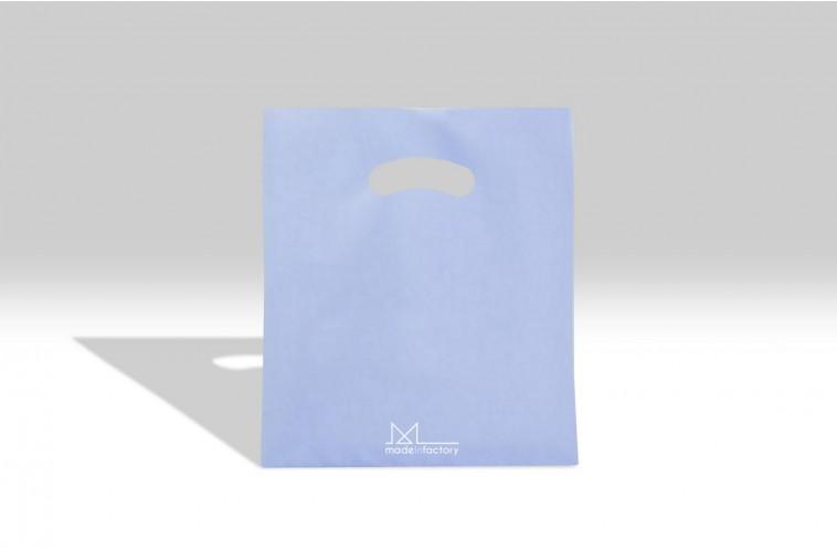 SP7 Sac plastique bleu